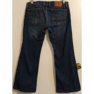 Lucky Brand Jeans - Lucky Brand Buttonfly Jeans Low Rise Bootcut 12/31